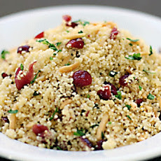 Fall Harvest Couscous