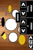 Screenshot of Touch Drummer Pro