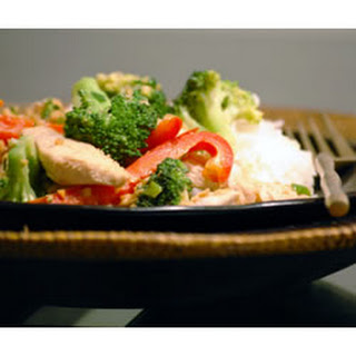 Thai Peanut Chicken Broccoli Recipes