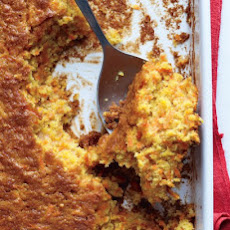 Carrot Spoon Bread