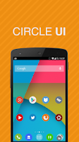 Screenshot of Circle UI Lite - Icon Pack