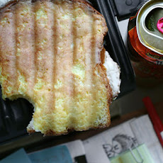 French Toast Sandwiches with Marmalade