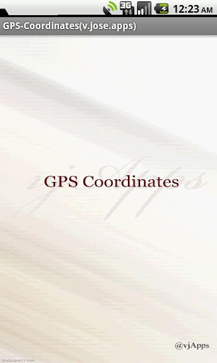 GPS Coordinates GPS Location