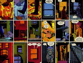 Segundo capitulo da motion de Watchmen