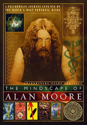 The Mindscape of Alan-Moore, o documentario dirigido e produzido por Dez-Vylenz