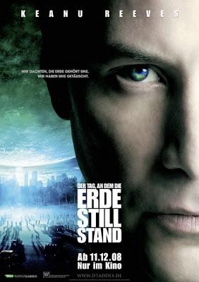 Poster do filme O dia em que a terra parou,2009
