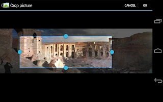 Screenshot of PanoStitch Panorama Picture HD