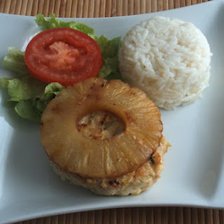 Chicken Pineapple Burger Recipes