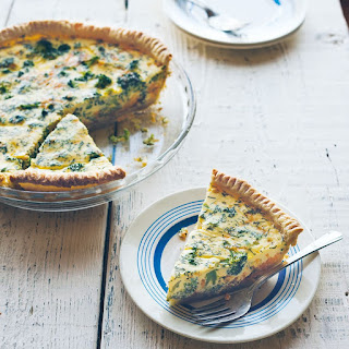 Broccoli Quiche Herb Recipes