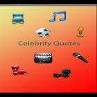 Celebrity phrases & quotes icon