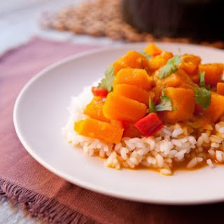 Slow Cooker Vegan Pumpkin Curry