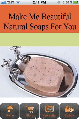 Natural Soaps 4U
