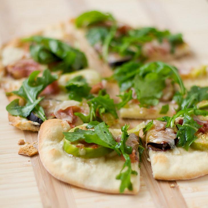 Fig, Prosciutto, and Arugula Pizza Recipe   Yummly