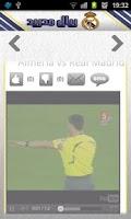 Screenshot of ريال مدريد