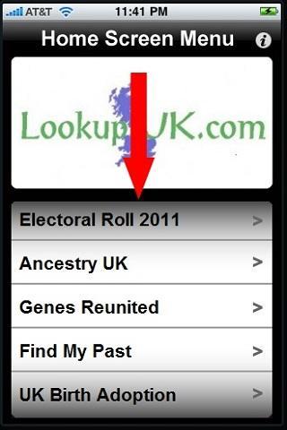 UK People Finder
