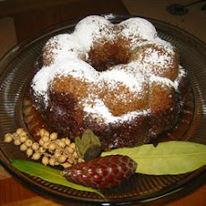 Old Fashioned Apple Cake