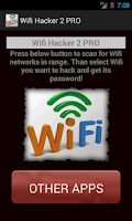 Screenshot of WIFI HACKER PROFESSIONAL PRANK