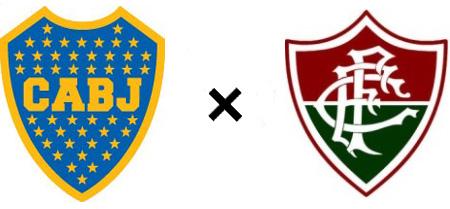 Boca Jrs. x Fluminense