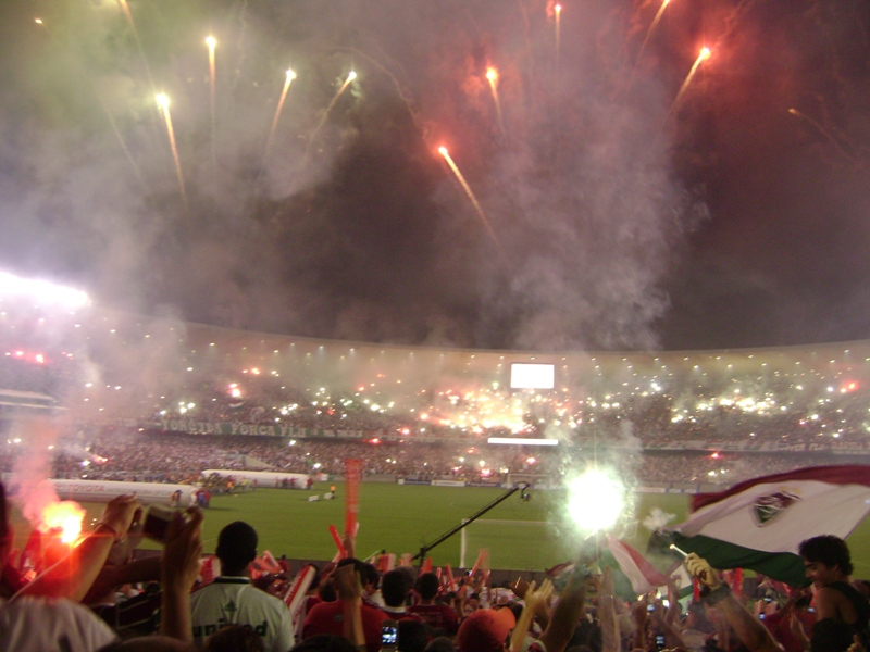 Fluminense 3x1 LDU