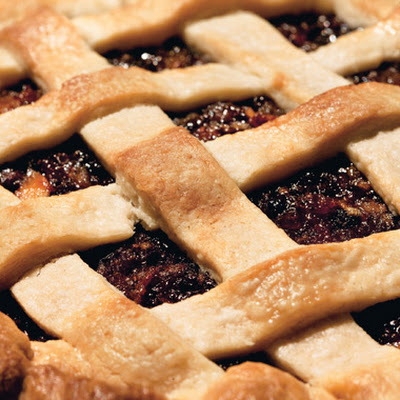 Mock Mincemeat Pie