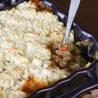 Classic Shepherd's Pie with Lamb