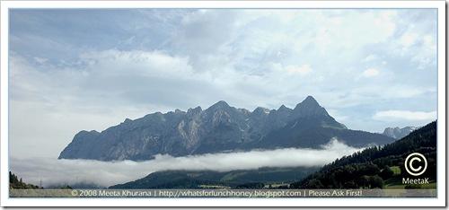 Austria 02 framed