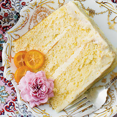 Lemon-Orange Buttercream Frosting