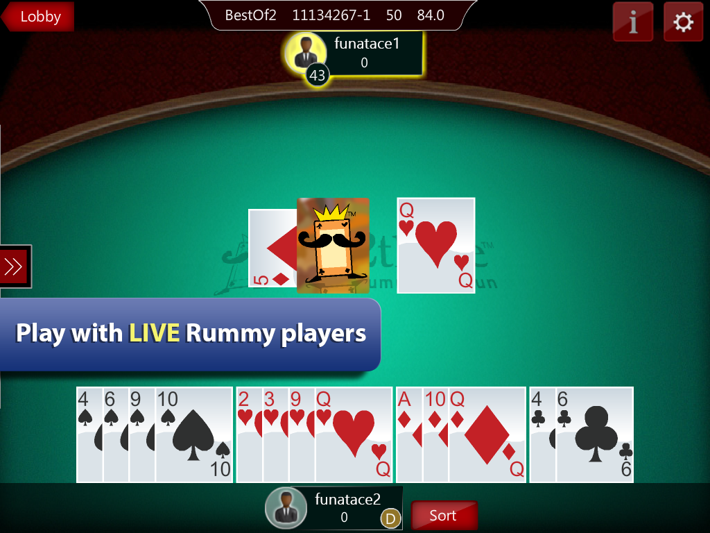 Ace2Three Rummy Screenshot 2