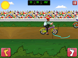 Screenshot of Track Cycling Masters Mayhem