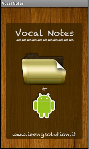 Vocal Notes