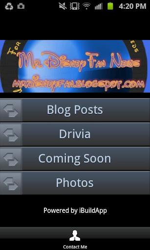 Mr.DisneyFan新闻