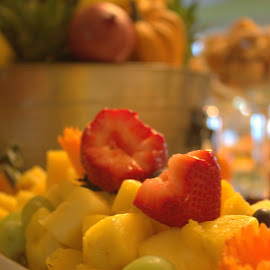 Fruit salad by Vladimir Predestin - Food & Drink Fruits & Vegetables ( fruit, fruits and vegetables )