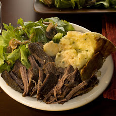 Spice-Rubbed Pot Roast Recipe