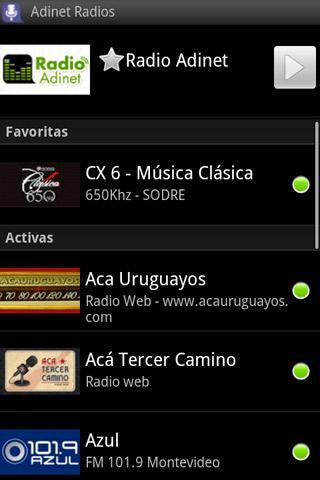 AdinetRadios