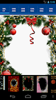 Screenshot of PhotoFrame Christmas Edition
