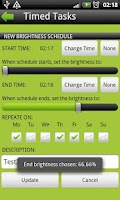 Screenshot of Timed Tasks Free