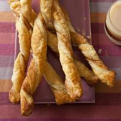 Cinnamon-Sugar Twists