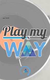 PlayMyWay - screenshot