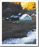 Utah Camping - photo by Light. ©2002-2008 Bonnee Klein Gilligan. All rights reserved.