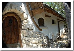 Cob House photo by Gary Zuker