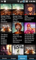 Screenshot of Concert Finder (Ad Supported)