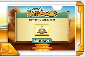 Screenshot of Cleopatra's Pyramid