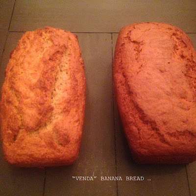 """Venda"" Banana Bread"