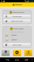 Screenshot of Prosegur ProMobile