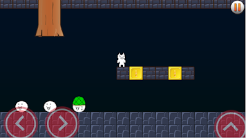 Screenshot of Cat Mario : Syobon Action