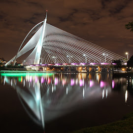 My Bridge 5 by Syahrul Nizam Abdullah - Buildings & Architecture Bridges & Suspended Structures