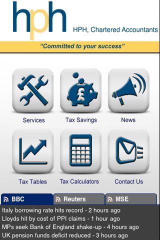 HPH Chartered Accountants