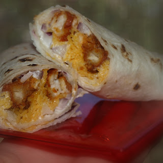 Shredded Buffalo Chicken Wraps Recipes