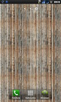 Screenshot of Wood Patterns Live Wallpaper