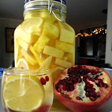 West Coast Holiday Sangria